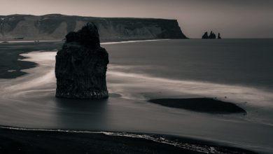 Вик-Бич, Исландия