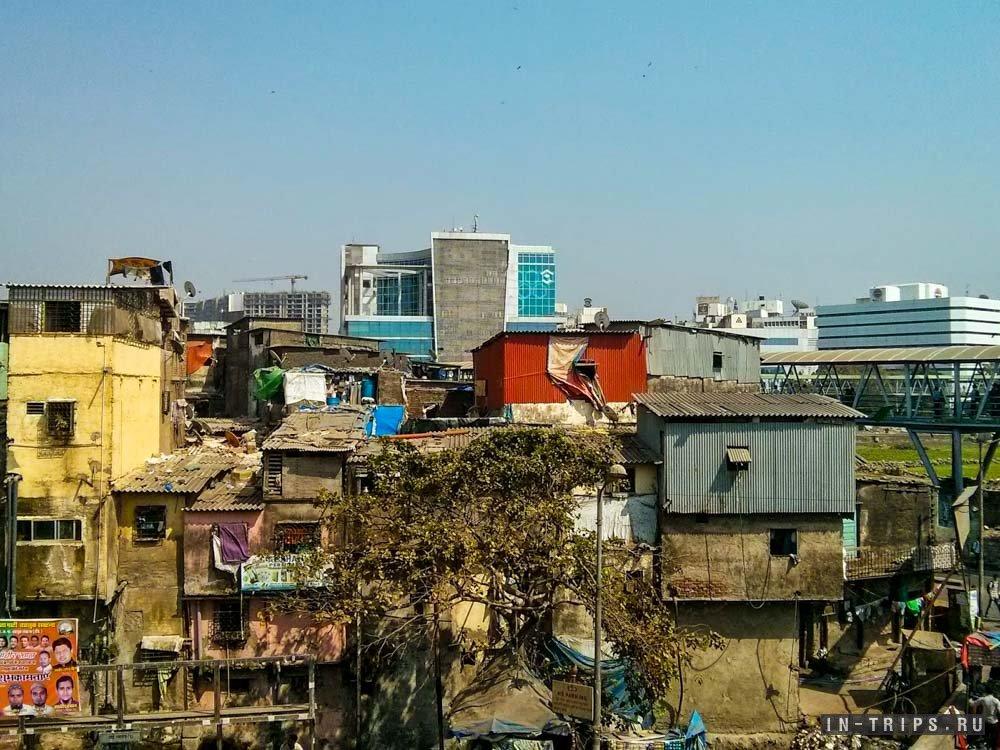 Гетто Дхарави, Мумбаи,