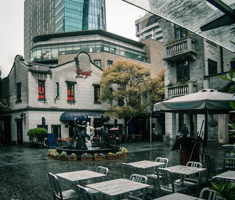 Синьтяньди - Шанхай