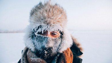 Самые холодные города в мире