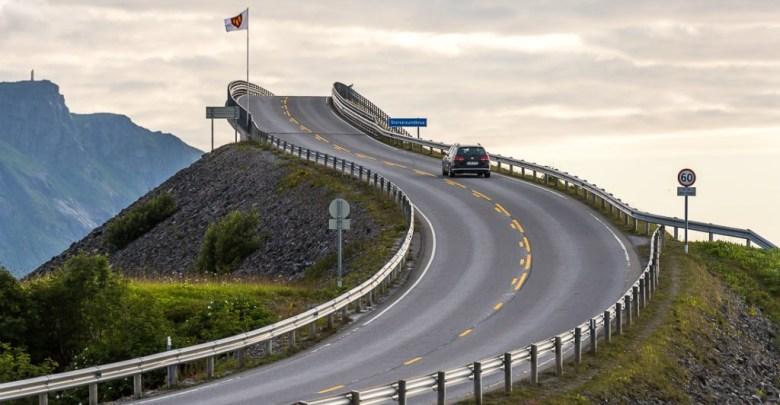Самая красивая дорога Норвегии
