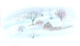 Описание снега зимой сочинение