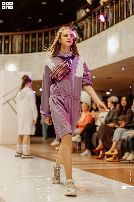 Выпускной шоу-показ модельного агентства Viva Models – Г. КИРОВ – Ganichev – 28 мая—25
