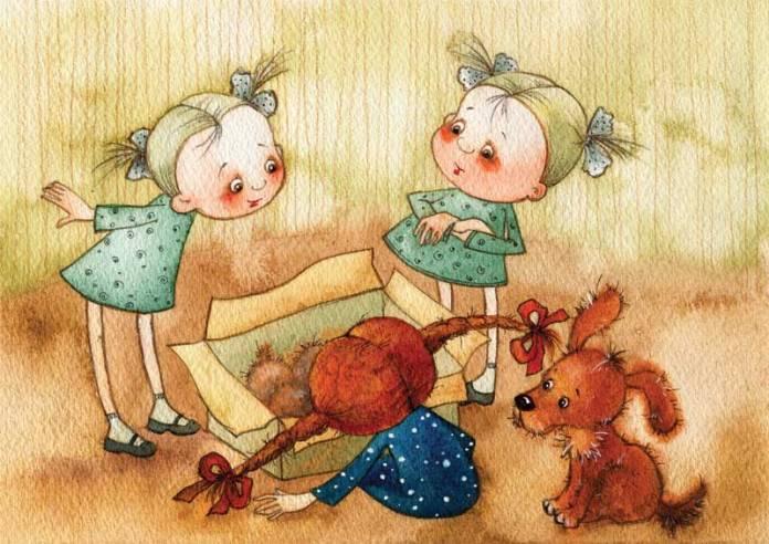 Чудо Радио - Коробка со щенками (по книге Елены Касьян)