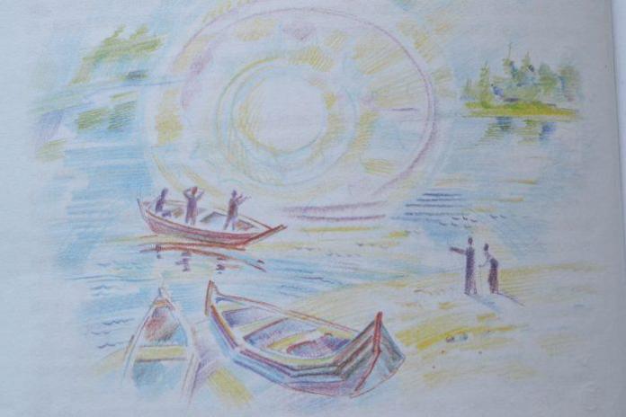 Чудо Радио 11.Тайны Белого озера.Невероятное лето (Анатолий Ехалов)