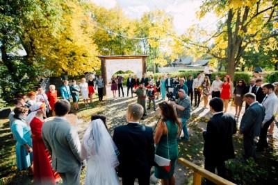 свадьба в музее