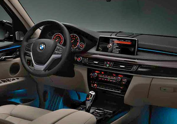 Подсветка салона Light для BMW