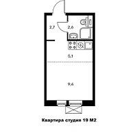 недорогой ремонт смарт квартиры