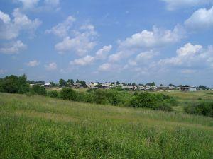 Деревня Степаново