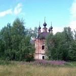 Богородицкая церковь в селе Тушебино
