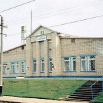Посёлок Лопарево