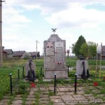 Обелиск в Туровском