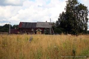 Дом в деревне Зеленцино