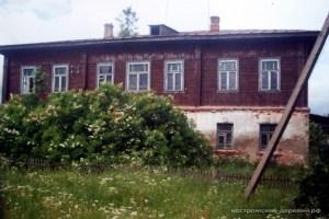 Барский дом в селе Кабаново