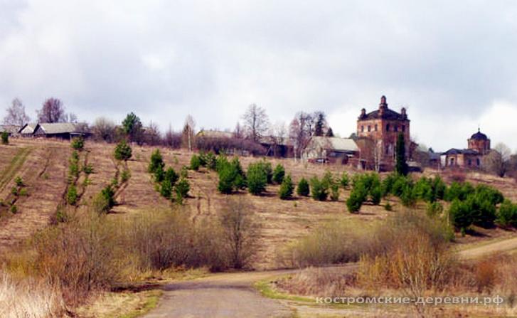 Село Кабаново