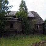 Воскресенская церковь села Кужбала