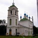 Николаевская церковь в Коткишеве