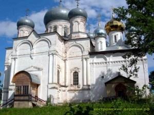 Собор Богоматери Умиление и Покровский собор