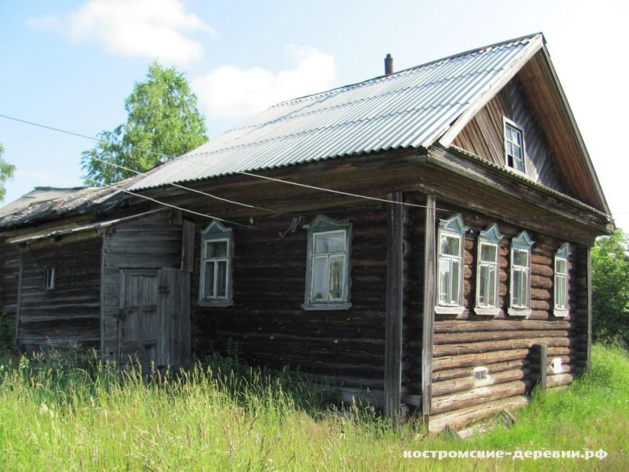Дом в Селище.