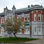 Здание фабричной больницы