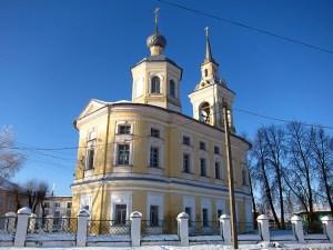Преображенская (Ильинская) церковь