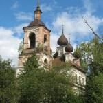 Воскресенская церковь села Васиковки
