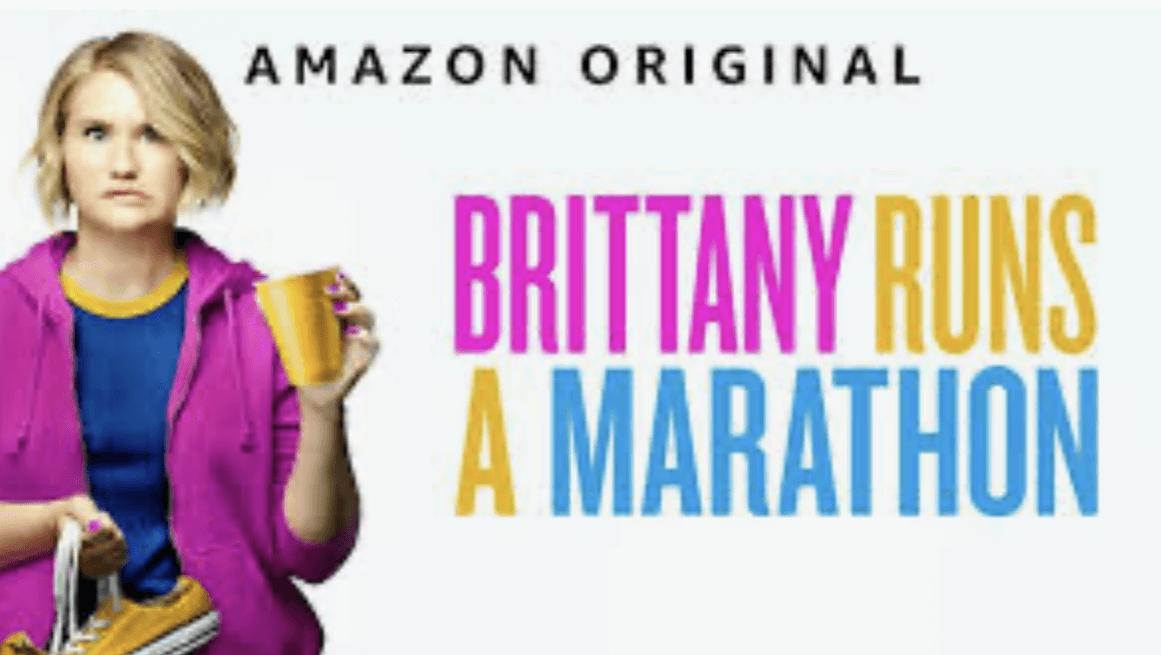 太りすぎなヒロインがマラソンに目覚め、マラソン大会に出場する映画「ブリタニー・ランズ・ア・マラソン」あらすじ&感想
