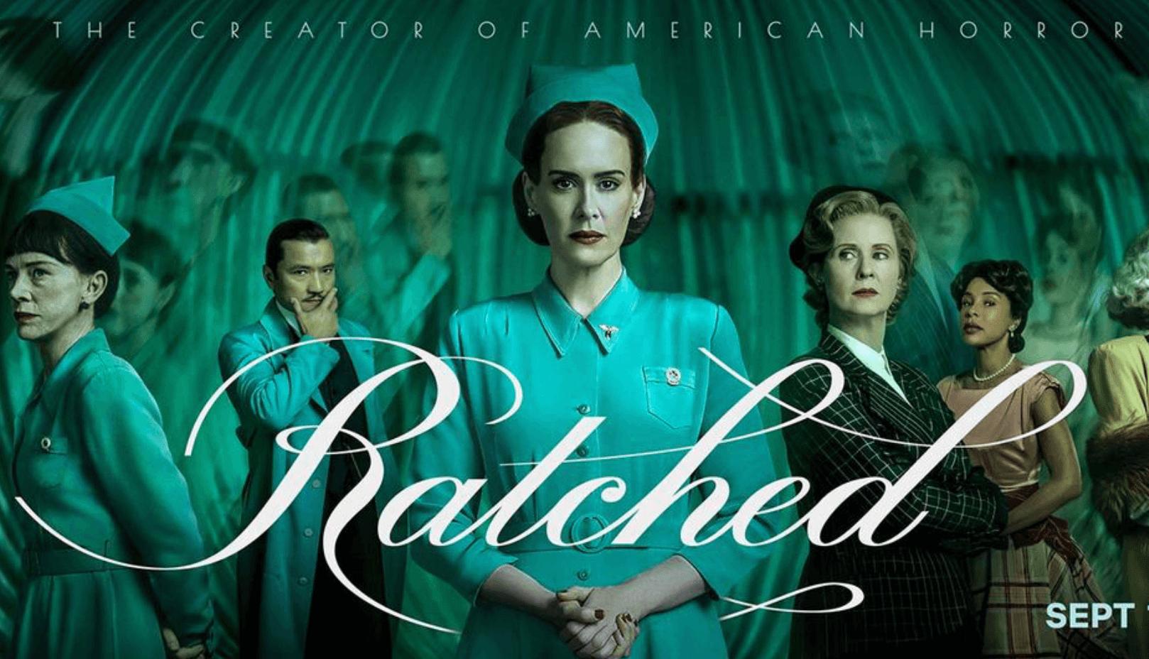 海外ドラマ「ラチェッド」 映画「カッコーの巣の上で」に登場した看護婦長ラチェッドを描いた前日譚ドラマ あらすじ&感想 キャストまとめ