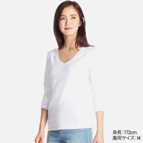 ユニクロスーピマコットンシャツ