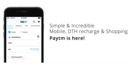 paytm mobile appstore