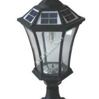 โคมไฟหัวเสาพลังงานแสงอาทิตย์ 4วัตต์