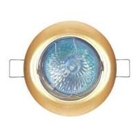 ดาวน์ไลท์ฮาโลเจน สีทอง MR16