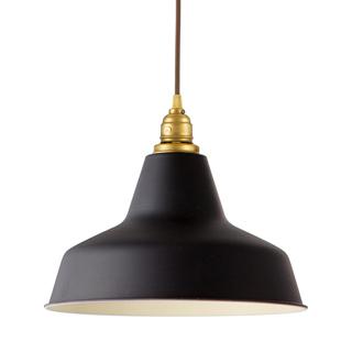 照明 黒×金色のライト