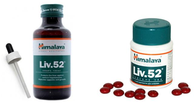 himalaya liv 52 pierdere în greutate)