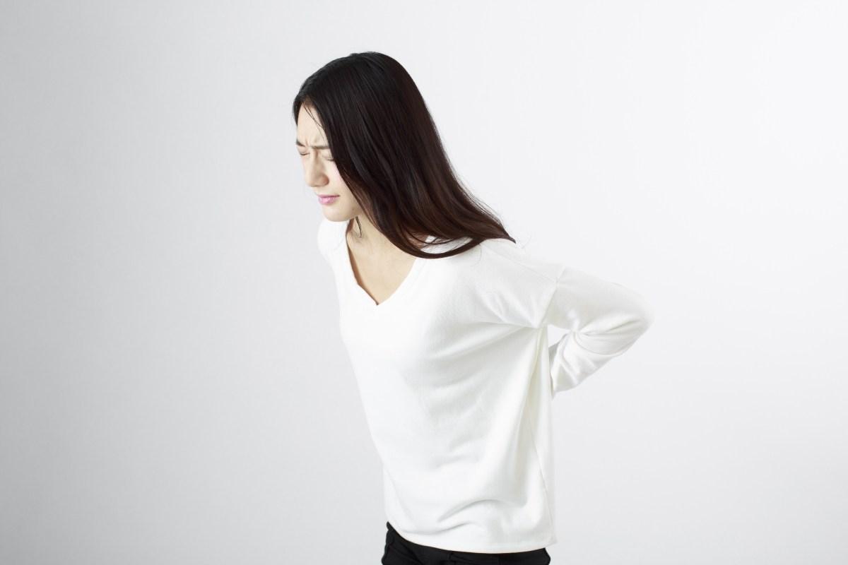 女性の腰痛について - 腰痛に悩む女性がカーブスに通う理由