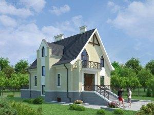 Проект дома в Белгороде под ключ