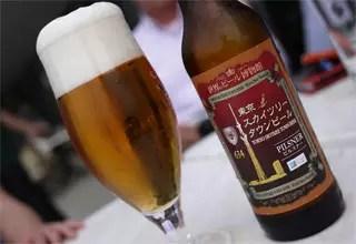 東京晴空塔啤酒