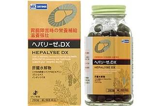 ゼリア新薬工業-ヘパリーゼDX(肝藥)