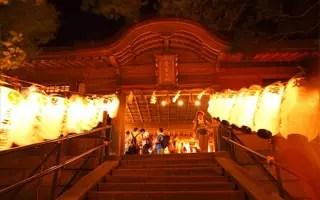 千日詣り-ほおずき縁日3