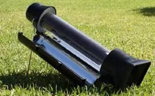 """用太陽能讓水沸騰的""""奇蹟太陽水瓶(ミラクルソーラーポット)"""""""