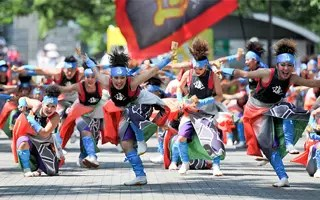 原宿表參道元氣祭-超級YOSAKOI2