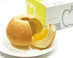 ホーニッヒアッフェルバウム-蘋果年輪蛋糕