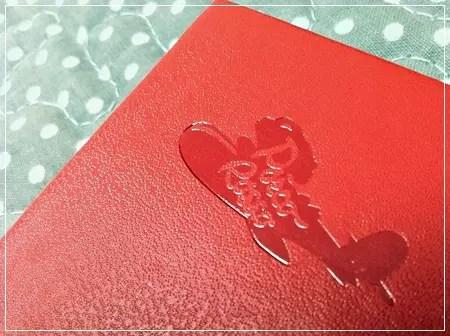 紅豬手帳-1