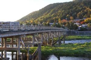 渡月橋-1