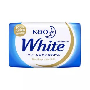花王WHITE 白花香味皂