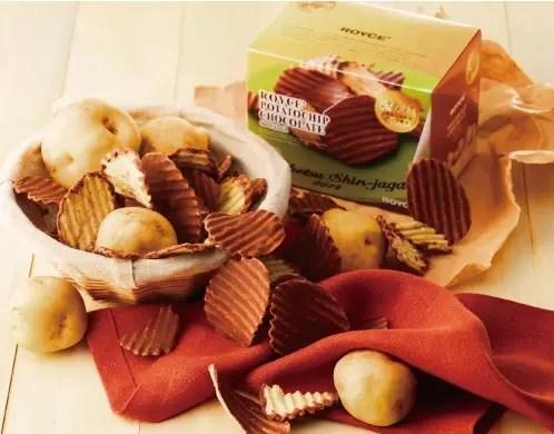 巧克力洋芋片-1