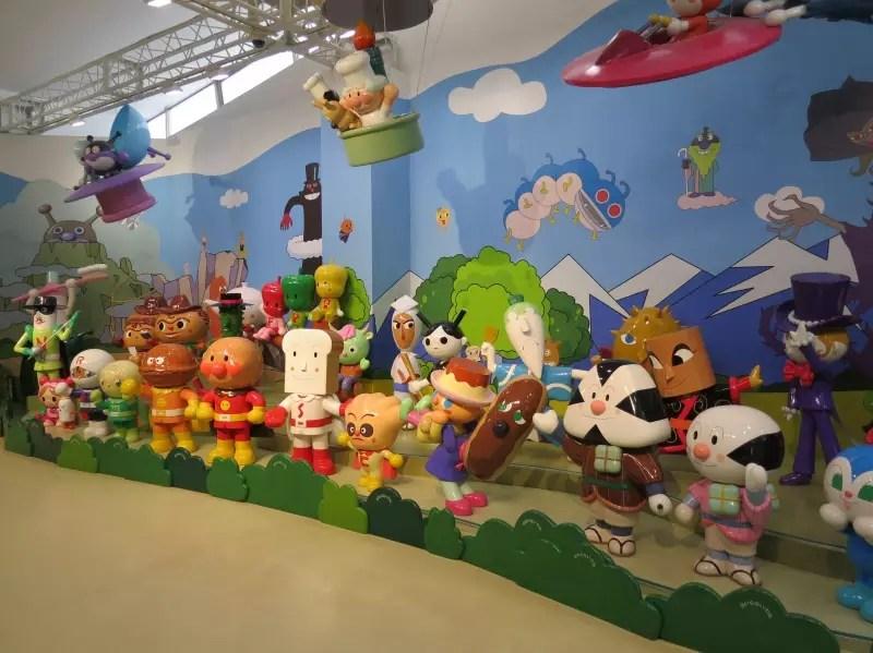 麵包超人兒童博物館-12
