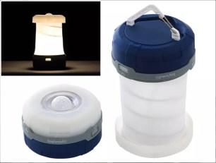 能依照需求變換大小的提燈型感應燈