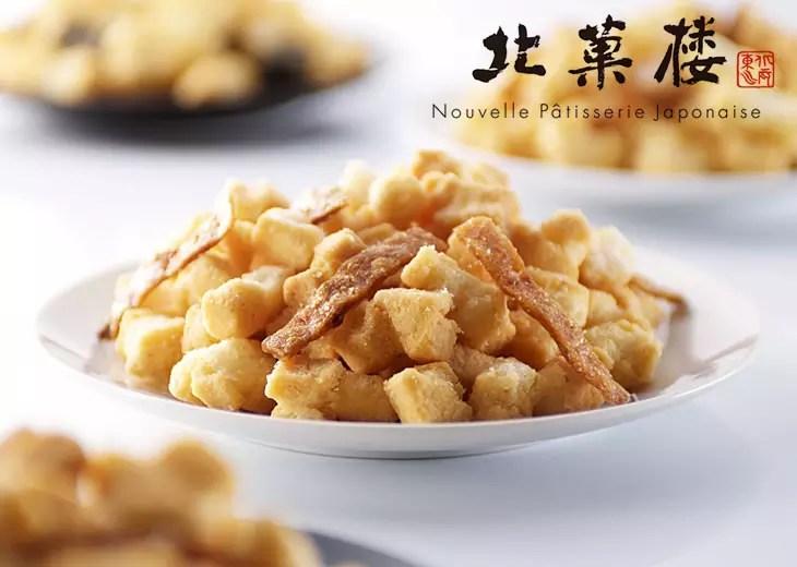北海道開拓米菓子