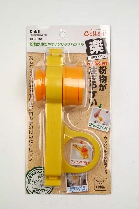 手提式開口型密封夾-1